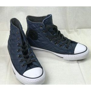 Converse Chuck Taylor Quilted Nylon High Tops